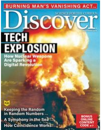 Magazine disacover
