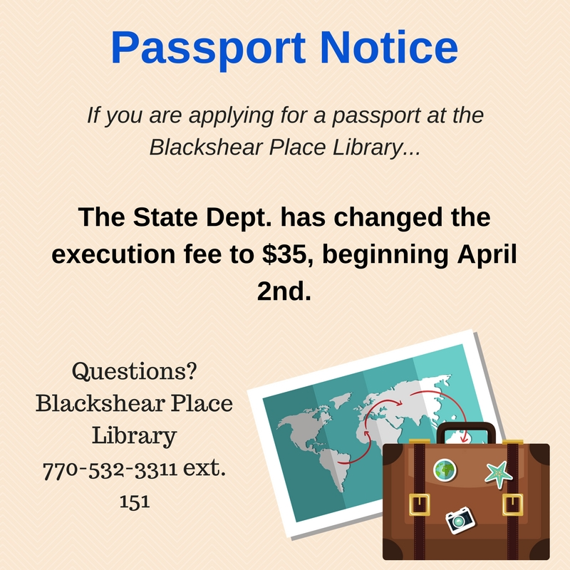 Passport Notice