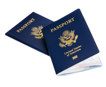 picture of passports