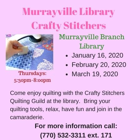Web Murrayville Crafty Stitchers Jan Mar 2020